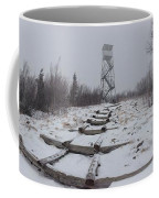 Adirondack Fire Tower 2 Coffee Mug