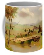 Adirondacks Bridge For Fishing Coffee Mug