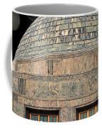 Adler Planetarium Signage Coffee Mug