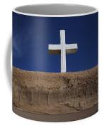 Adobe And Cross Coffee Mug