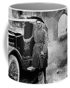 Adolf Hitler Shortly After His Release From Prison 1924 1924-2012 Coffee Mug