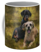 Adoption Is The Best Answer - Painting Coffee Mug
