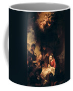Adoration Of The Shepherds Coffee Mug