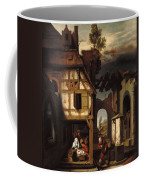 Adoration Of The Shepherds Coffee Mug
