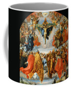 Adoration Of The Trinity  Coffee Mug