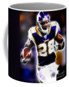 Adrian Peterson 01 - Football - Fantasy Coffee Mug