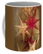 Advent Stars Coffee Mug