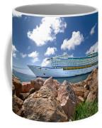 Adventure Of The Seas Coffee Mug