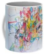Tzadik 14 Coffee Mug