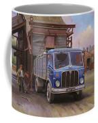 Aec Mercury Tipper. Coffee Mug