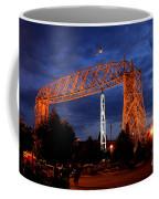 Aerial Lift Bridge Coffee Mug