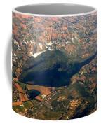 Aerial Photography - Hill Like A Big Mouse  Coffee Mug