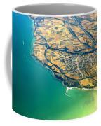 Aerial Photography - Italy Coast Coffee Mug
