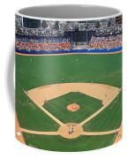 Aerial View Of A Stadium, Dodger Coffee Mug