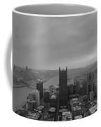 Aerial View Of Pittsburgh Coffee Mug