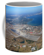 Aerial View Of Tampa And St. Petersburg Coffee Mug