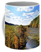 Aerial View Coffee Mug