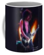 Aerosmith-joe-94-gb26a-fractal Coffee Mug