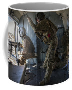 Afghan Air Force Members Coffee Mug