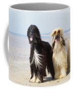 Afghan Hound Dogs Coffee Mug