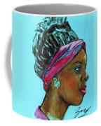 African American 5 Coffee Mug