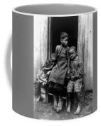 African American Children Coffee Mug