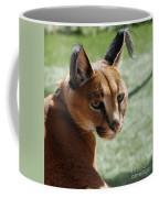 African Caracal Lynx  Coffee Mug