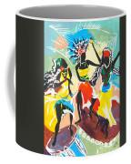 African Dancers No. 4 Coffee Mug