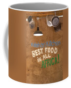 African Food Coffee Mug