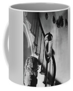 African Masks And Drums In Eugene O'neill's Coffee Mug