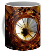 African Moon Abstract Coffee Mug