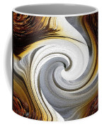 African Moon Twirls Coffee Mug