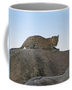African Safari Leopard 1 Coffee Mug