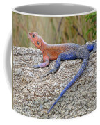 African Safari Lizard Coffee Mug