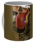 African Toddler Coffee Mug