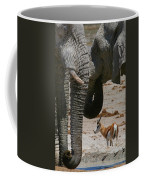 African Waterhole Coffee Mug