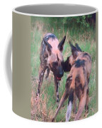 African Wild Dogs Coffee Mug