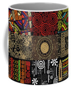 Afroecletic II Coffee Mug