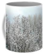 After A Light Snowfall Coffee Mug