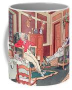After Christmas Lunch Coffee Mug