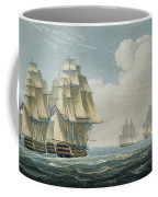 After The Battle Of Trafalgar Coffee Mug