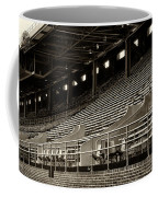 After The Game - Franklin Field Philadelphia Coffee Mug by Bill Cannon