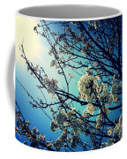 After The Storm In Blue Coffee Mug