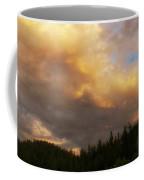 After The Storm -  Lake Arrowhead Coffee Mug