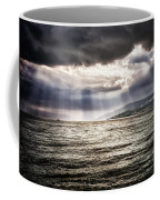 After The Storm Sea Of Galilee Israel Coffee Mug