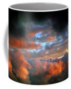 After Tornado Skyscape Coffee Mug