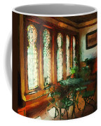 Afternoon At Le Cafe Des Vignes Coffee Mug