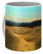 Afternoon At Oregon Dunes Coffee Mug