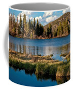 Afternoon At Sprague Lake Coffee Mug