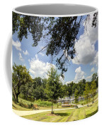Afternoon At The Park Coffee Mug
